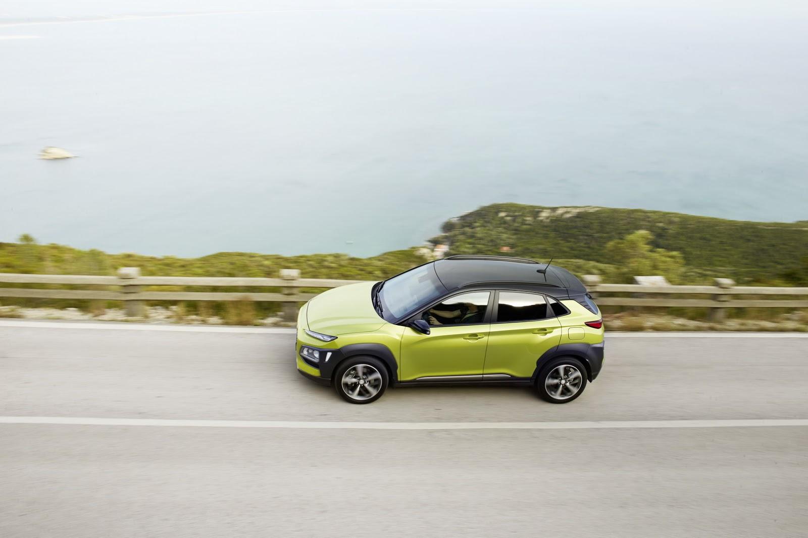 Новые фото Hyundai Kona