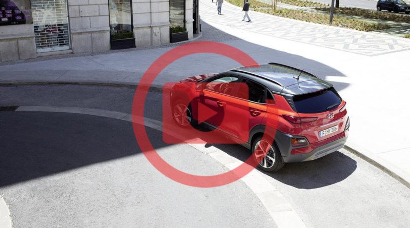 Официальное видео с премьеры Hyundai Kona