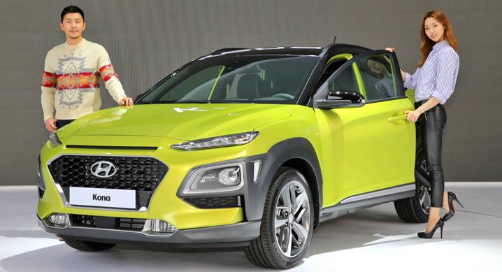 Объявлена цена на Hyundai Kona