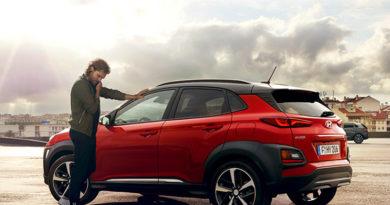 Hyundai Kona цена в Великобритании