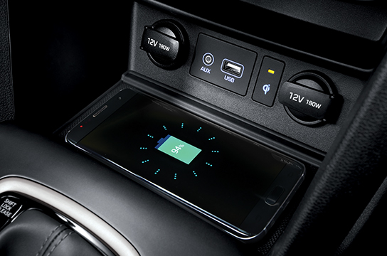 Оснащение Hyundai Kona