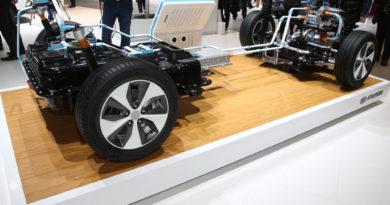 Электрическая версия Hyundai Kona