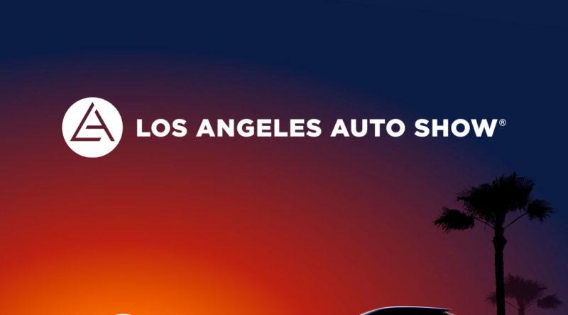 Автосалон вЛос-Анджелесе 2017