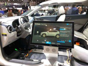 Hyundai Kona Electric Geneve 2018