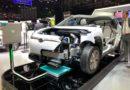 Кроссовер Hyundai Kona Electric дебютировал на Женевском автосалоне