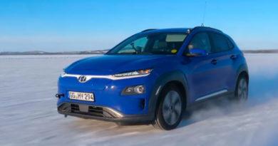 Hyundai Kona Electric Laplandia