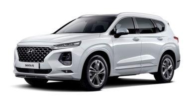 Hyundai Santa Fe Inspiration