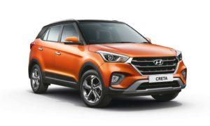Обновленный Hyundai Creta 2018