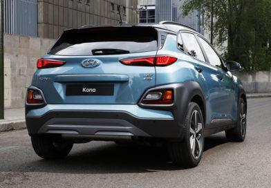 Кроссовер Hyundai Kona вошел в список претендентов на звание лучшего автомобиля года