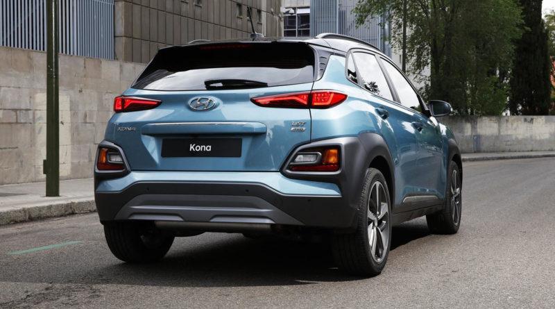 Hyundai Kona USA