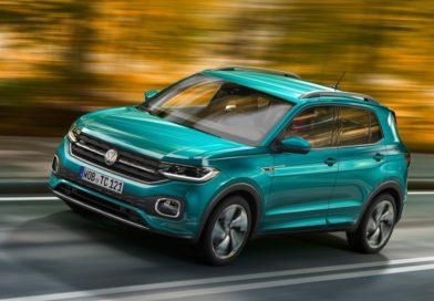 Volkswagen представил конкурента Hyundai Kona
