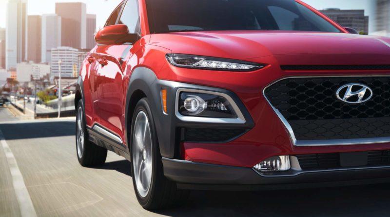 Цена Hyundai Kona 2019 в США