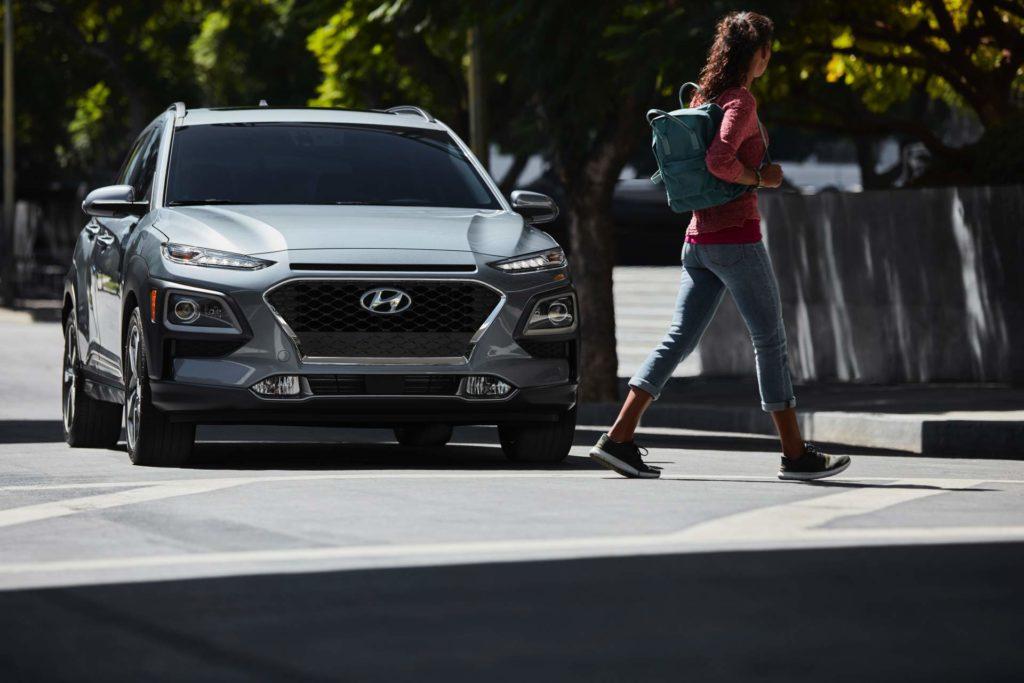 Цена Hyundai Kona в США