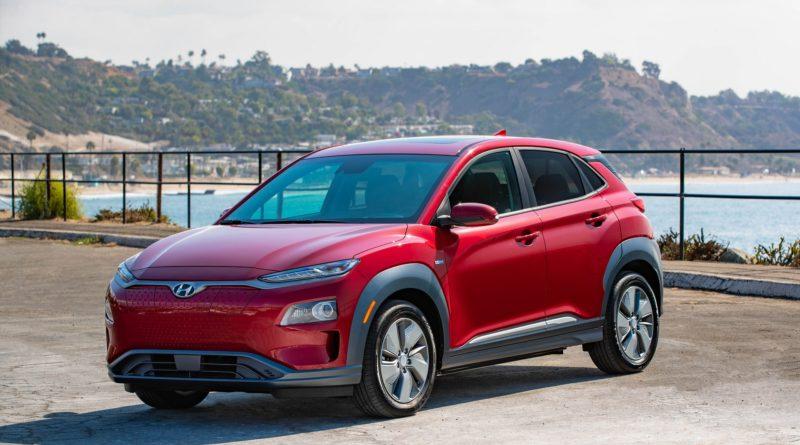 Hyundai Kona запас хода 415 км