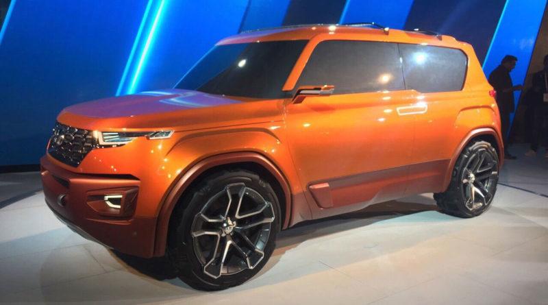 Hyundai Styx - новый субкомпактный кроссовер Hyundai