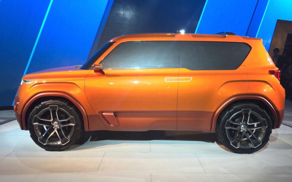 Hyundai Carlino - прототип Hyundai Styx