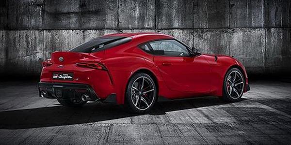 новая Toyota Supra 2019 / 2020