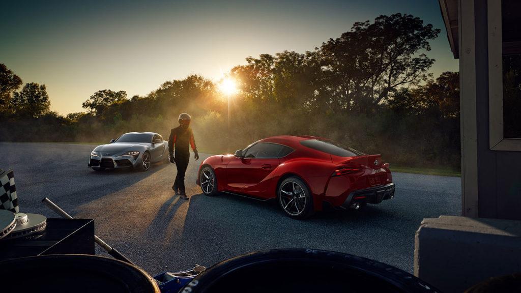 Toyota Supra 2019 / 2020