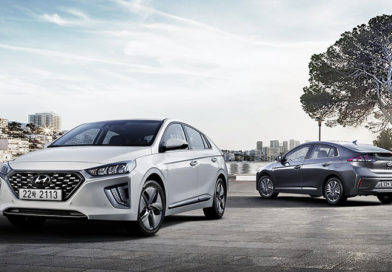 Hyundai Ioniq после рестайлинга появится в 2020 году