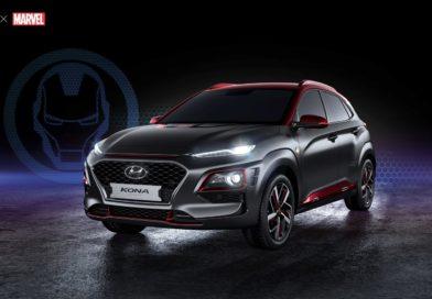 Hyundai озвучил цену на Kona «Железный человек»