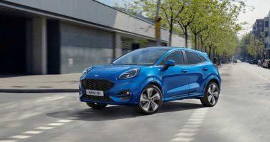 Ford Puma - новый конкурент Hyundai Kona