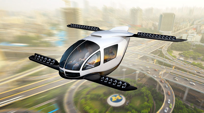 Hyundai Flying Car