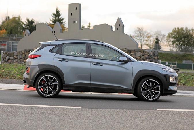 Hyundai Kona N 2020