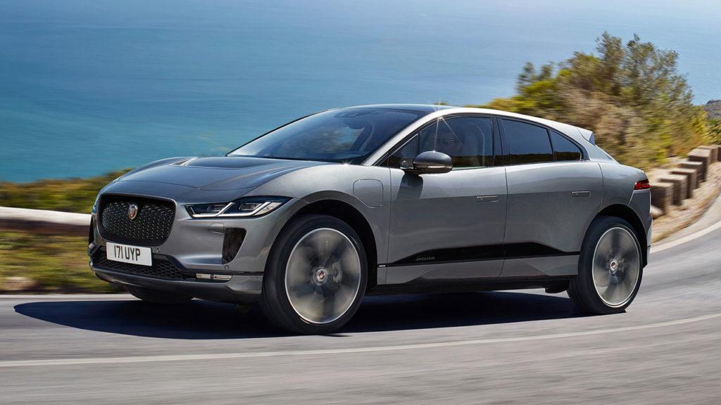 Jaguar I-Pace запас хода