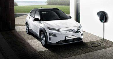 Реальный запас хода Hyundai Kona Electric - 417 км