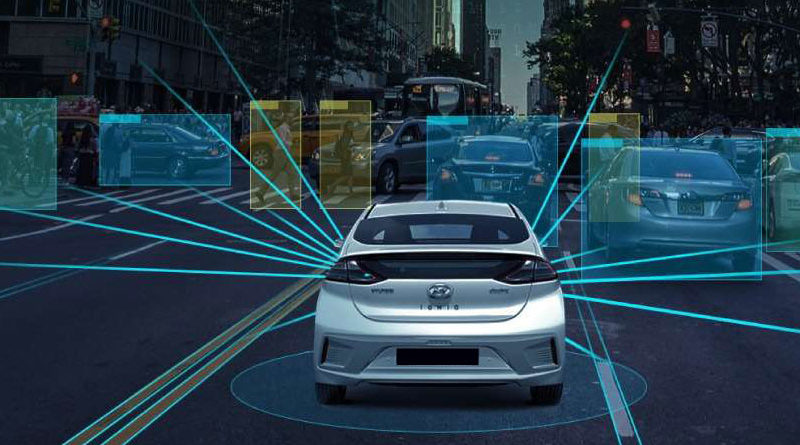 Hyundai автономное вождение