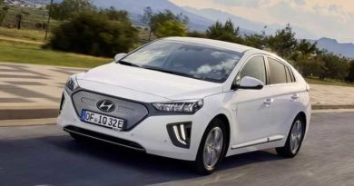 Hyundai Ioniq Electric обновился