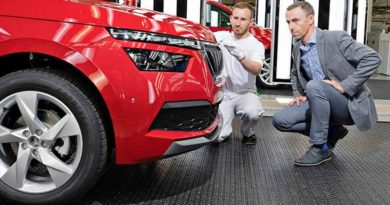 Шкода начала выпуск конкурента Hyundai Kona