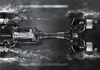 Полноприводный автомобиль Hyundai и технология HTRAC