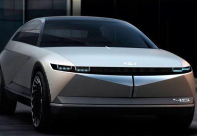 Hyundai 45 — новый концептуальный кроссовер