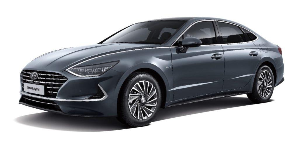 Hyundai Sonata HEV