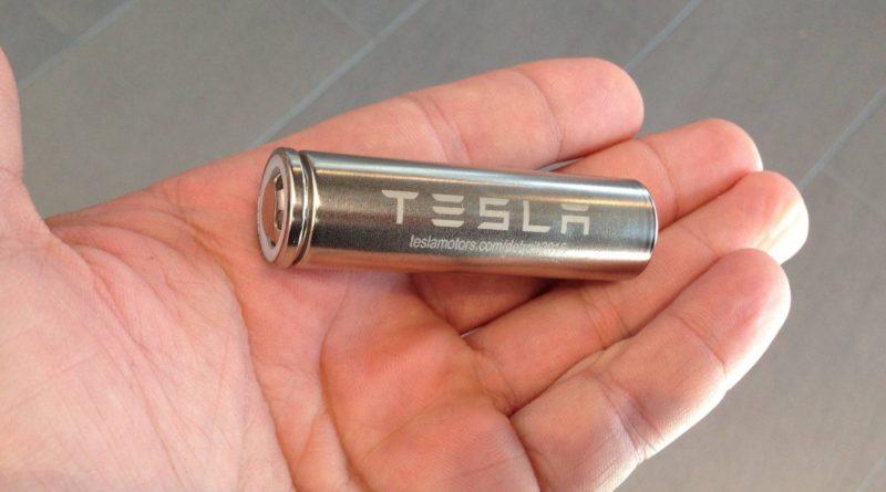 Новая батарея на 1 миллион миль от Tesla будет представлена в Китае