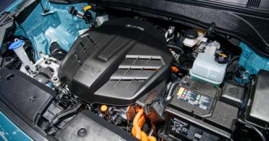 Двигатель Hyundai Kona EV