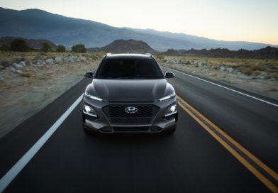 Интригующий Hyundai Kona Night Edition 2021
