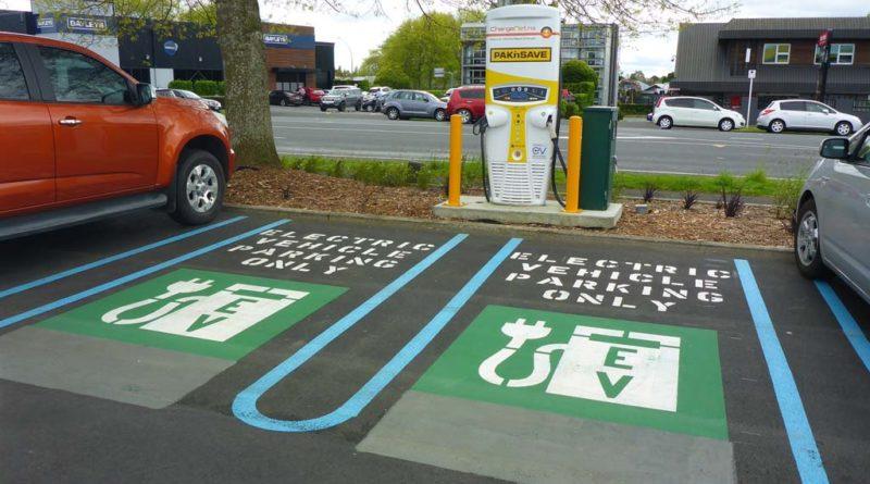 Германия расширяет программу субсидирования электромобилей