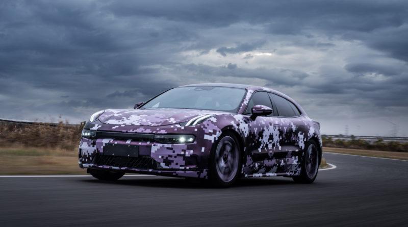 Zero Electric Fastback от Lynk & Co — один из самых крутых электромобилей в мире