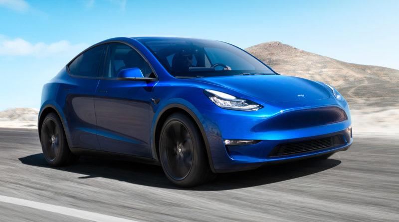 Tesla получила разрешение на продажу шанхайской Tesla Model Y в Китае