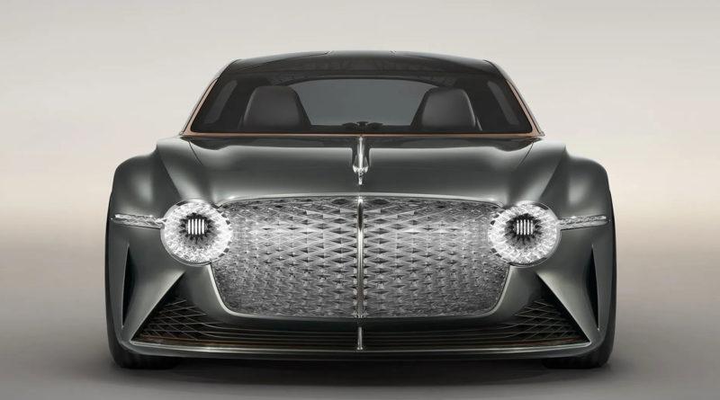 Bentley новый электромобиль