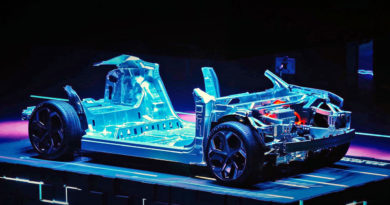 Новая платформа для электромобилей Geely SEA EV