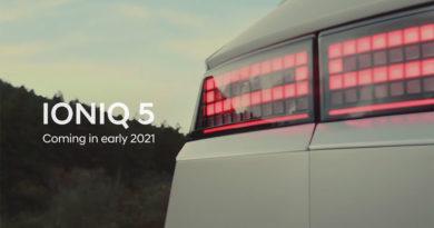 Hyundai анонсировала новый электромобиль Hyundai IONIQ 5